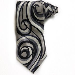 J Jerry Garcia Grateful Dead Duckworm Alarm Tie